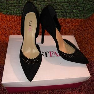 NWT Just Fab High Heels